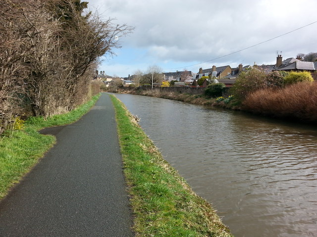 Union Canal near Slateford