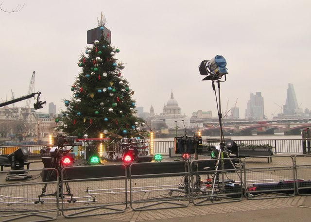 South Bank - Christmas 2016