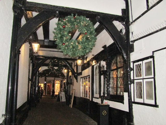 Guildford - Angel Yard