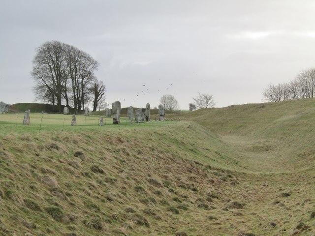 Avebury - Henge
