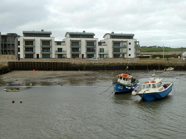 Quayside development, West Bay