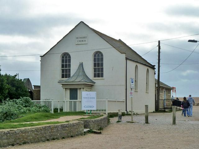 Former Methodist chapel, West Bay