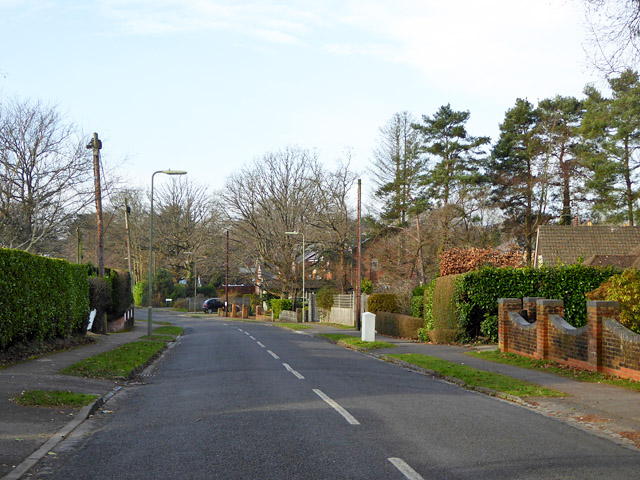 Valley Road, Chandler's Ford