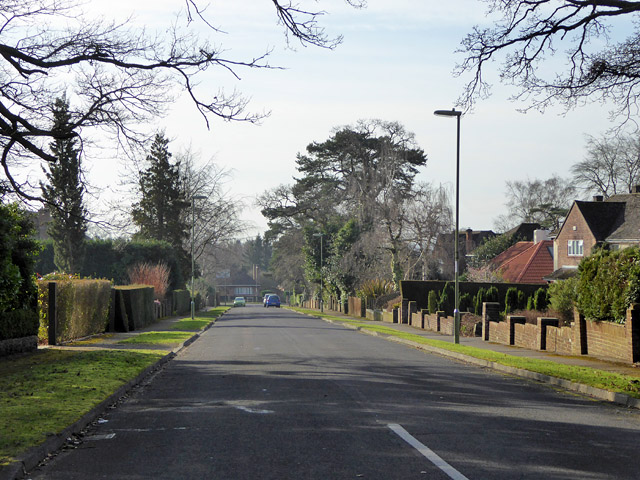 Marlborough Road,  Hiltingbury, Chandler's Ford