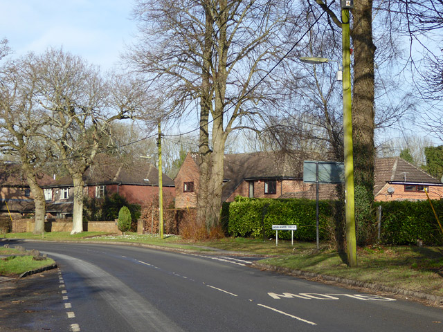 Poles Lane, Otterbourne