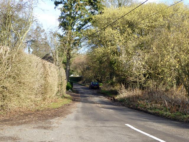 Bunstead Lane