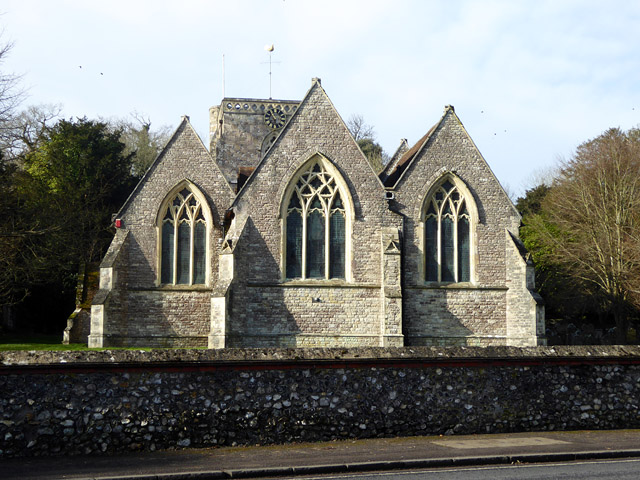 Hursley church