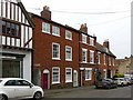 SK9136 : 12 – 15 Swinegate, Grantham by Alan Murray-Rust