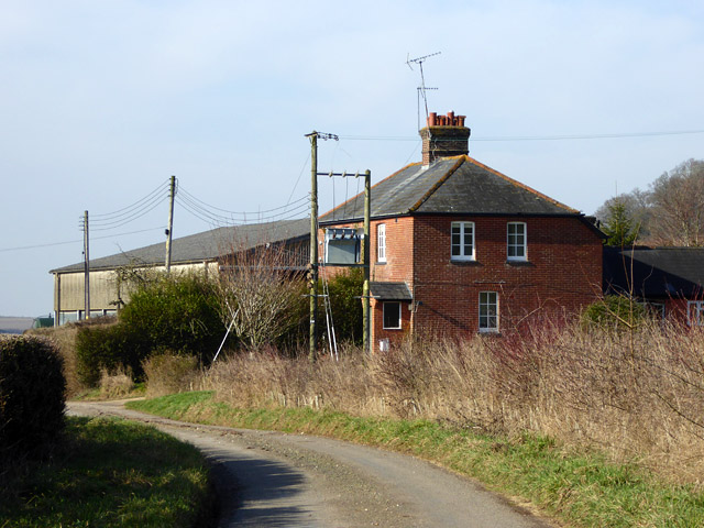 Cottages at Moorcourt Farm