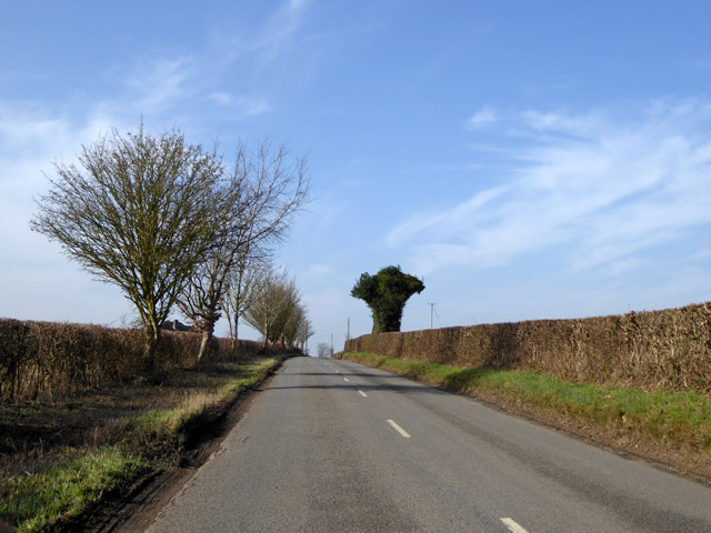Road from Littleton to Crawley