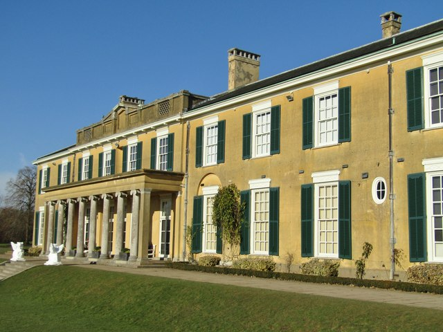 Polesden Lacey - South Facade