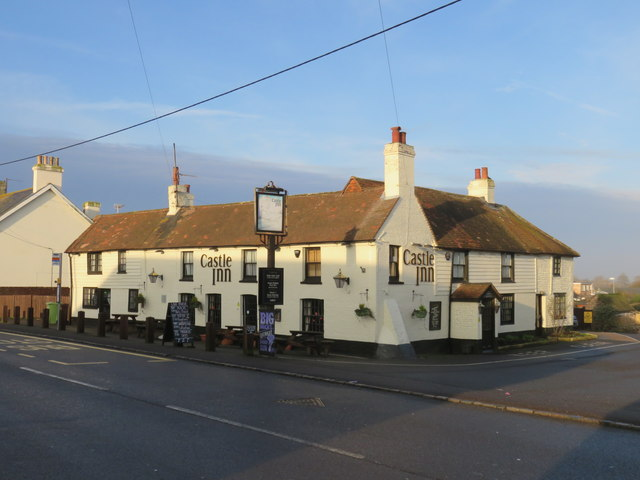 The Castle Inn, Pevensey Bay