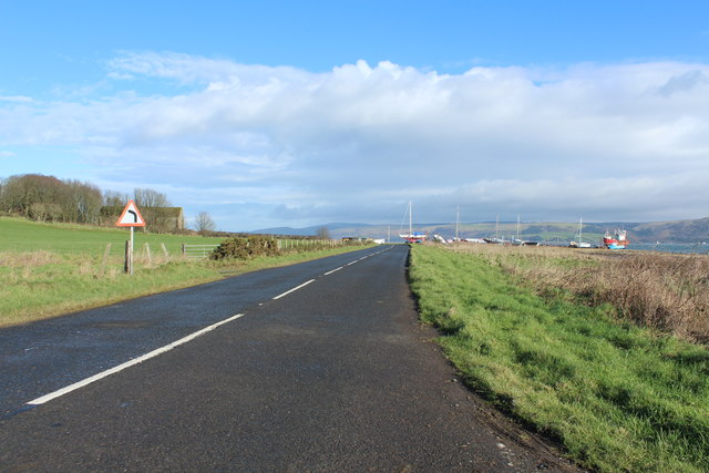 The Road to Kirkcolm