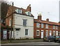 SK9136 : Bow House, 43, Manthorpe Road, Grantham by Alan Murray-Rust