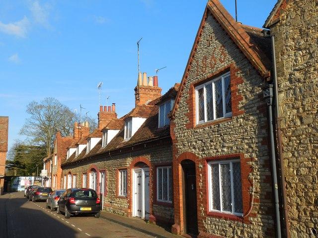 Stony Stratford-New Street