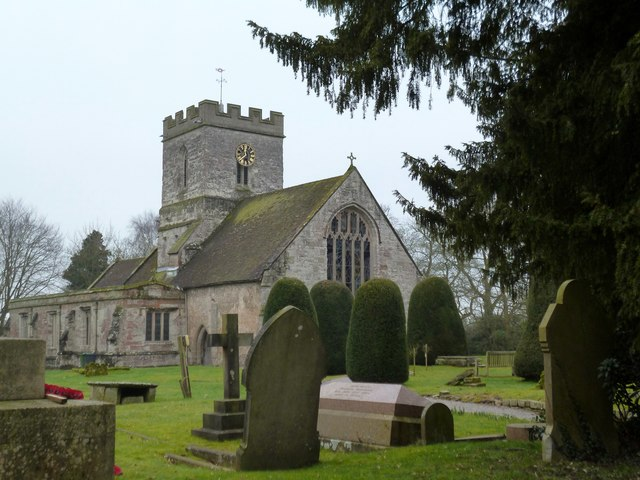 Rowington Church