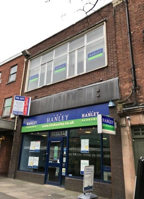 Hanley Economic Building Society Redemption
