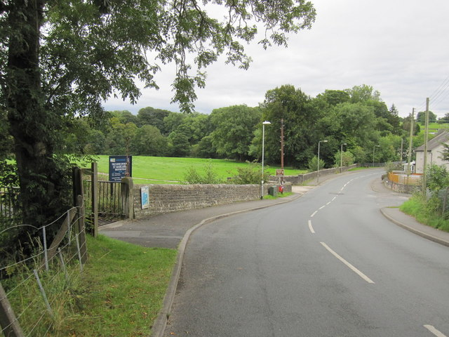 Station Road, High Bentham