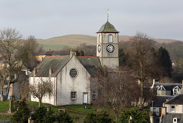 St Mary's Church, Hawick