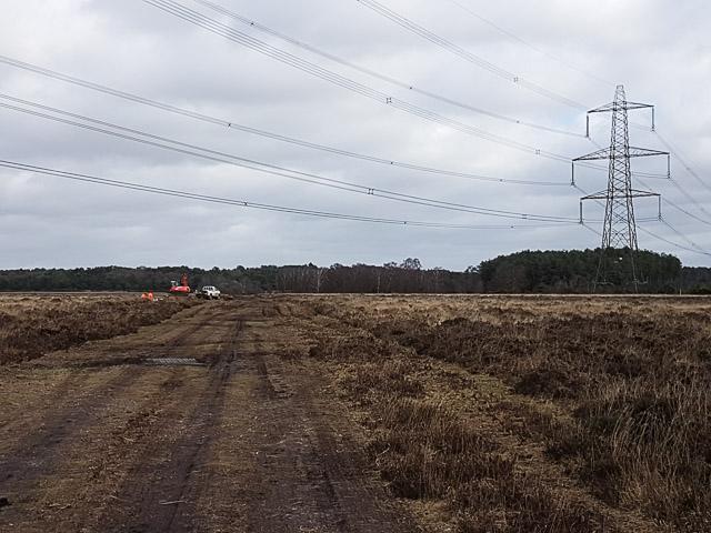 Ground investigation work by Structural Soils Ltd