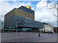 SP0686 : The Library of Birmingham by Richard Humphrey