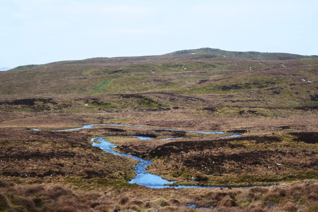 Meanders on the Finchairn River