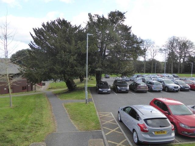 Car Parks Exeter Quay