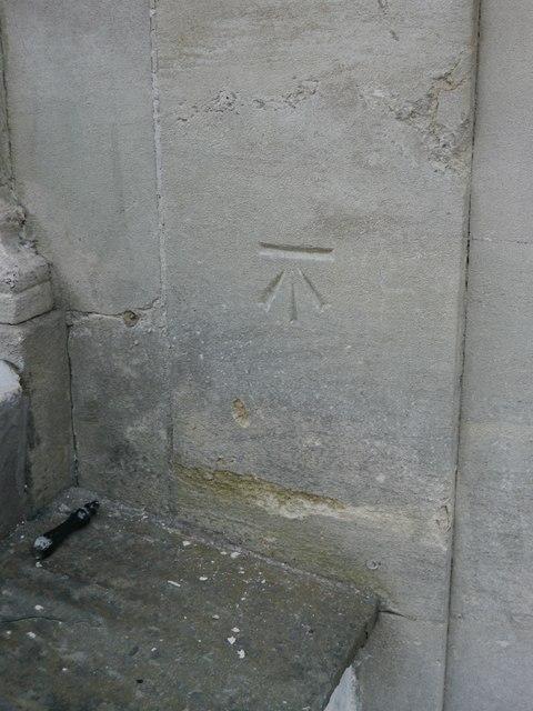 Cut Mark: Bristol, Berkeley Square