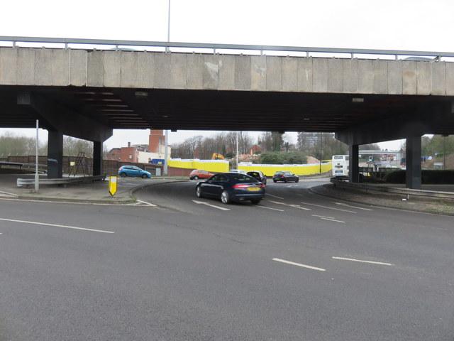Ringway junction 9