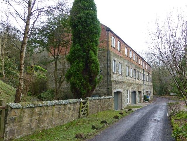 The Dye House, Acklington Park