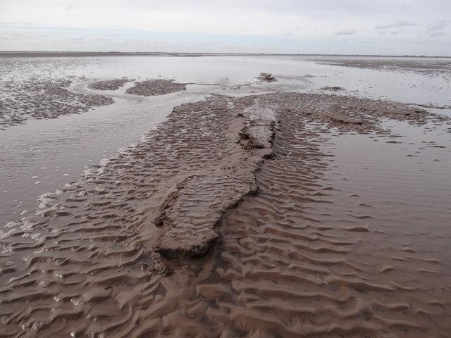 Sand, mud and drainage