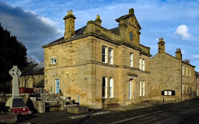 Newbrough Town Hall