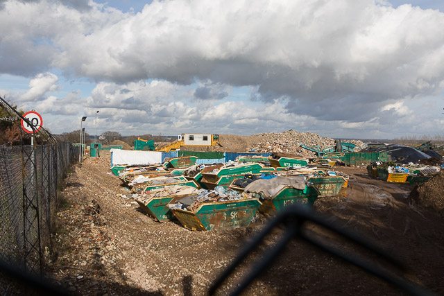 Fawley Soil Transfer Station