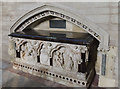 SO7337 : Tomb of 2nd Earl Somers, Eastnor church by Julian P Guffogg