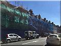 SP2865 : Conversion to flats, Northgate Street, Warwick by Robin Stott
