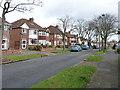 SP1191 : Houses on Allman Road, Erdington by Richard Law