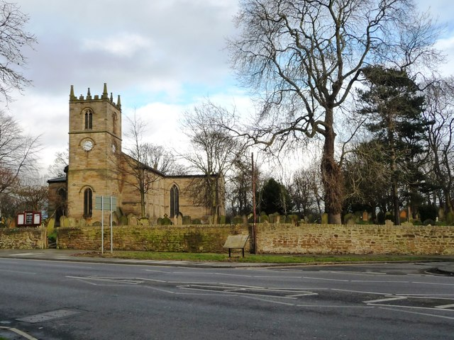 Church of St Mary, Heworth