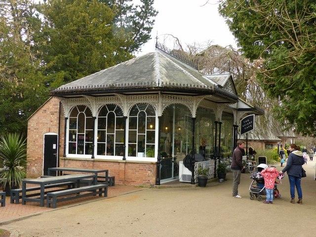 Jephson Gardens Cafe