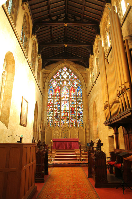 St.Swithun's chancel