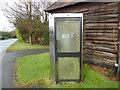 SP9303 : KX300 Telephone Kiosk in Chartridge (1) by David Hillas