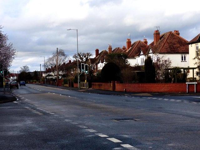 Ombersley Road, Northwick, North Worcester