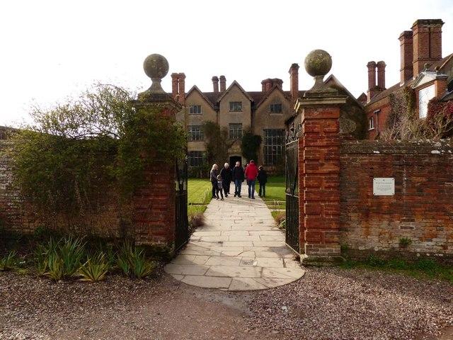 Entrance, Packwood House