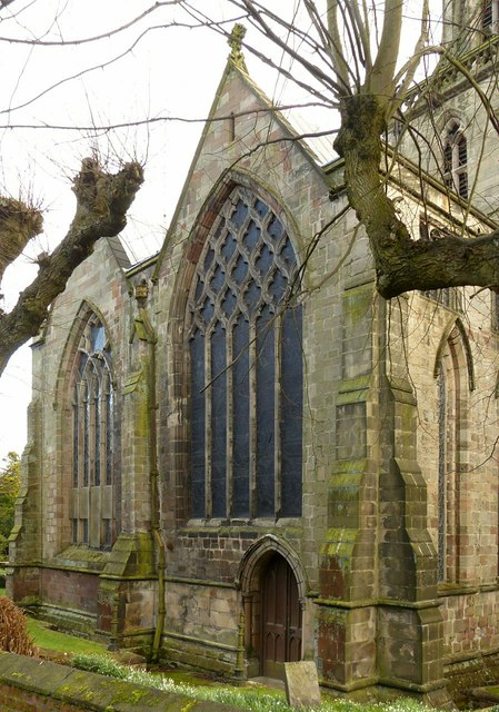 Church of St Oswald, Ashbourne