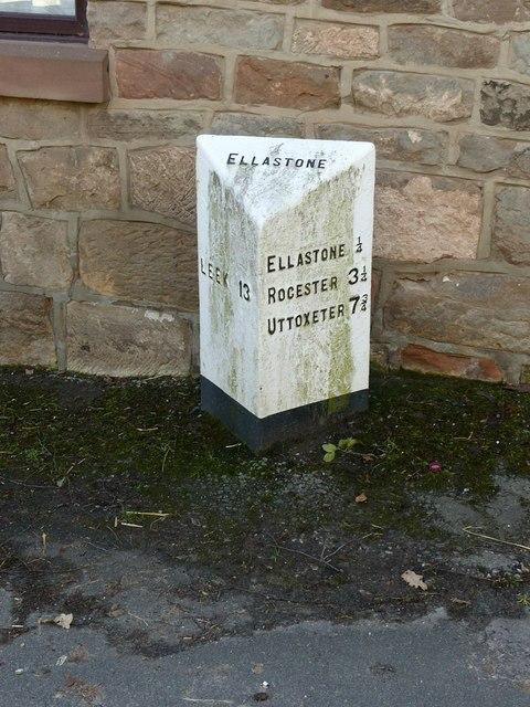 Milestone, Ellastone