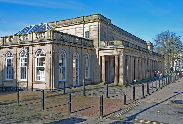 Royal Pump Rooms And Baths Leamington Julian Osley Geograph Britain And Ireland