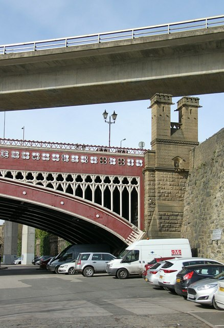 North Bridge, Halifax