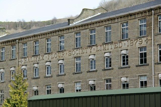 Bailey Hall Mill, Halifax