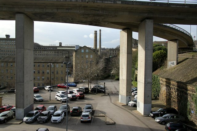 Mills at Dean Clough