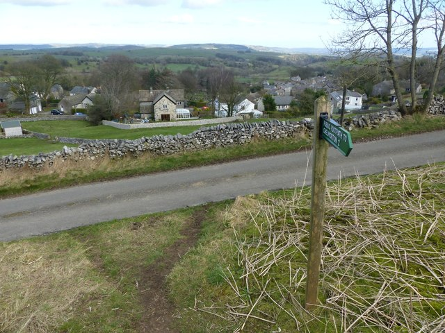 Slipperlow Lane, Taddington