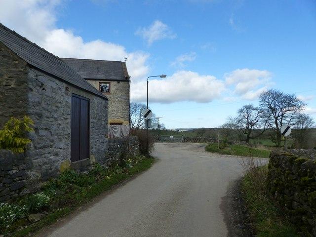 Lydgate Farm, Priestcliffe